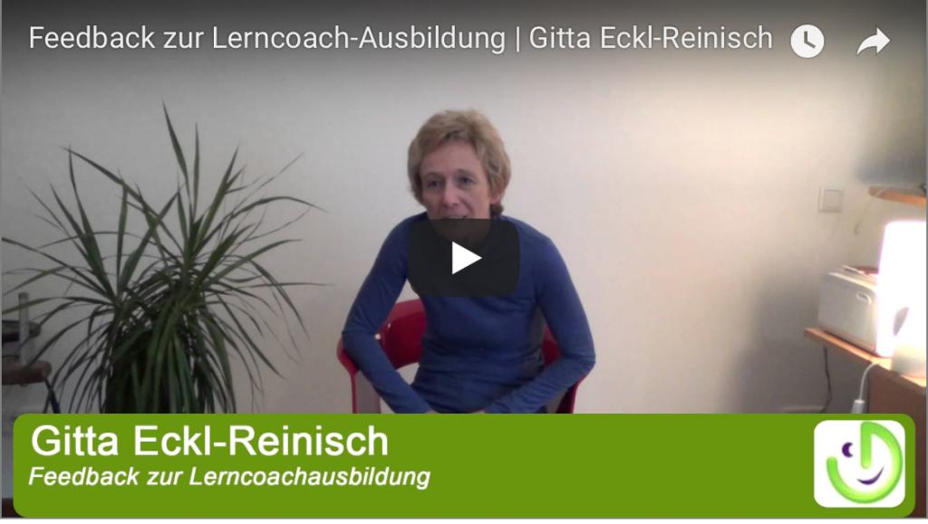 Feedback Lerncoach Ausbildung Gitta Eckl-Reinisch