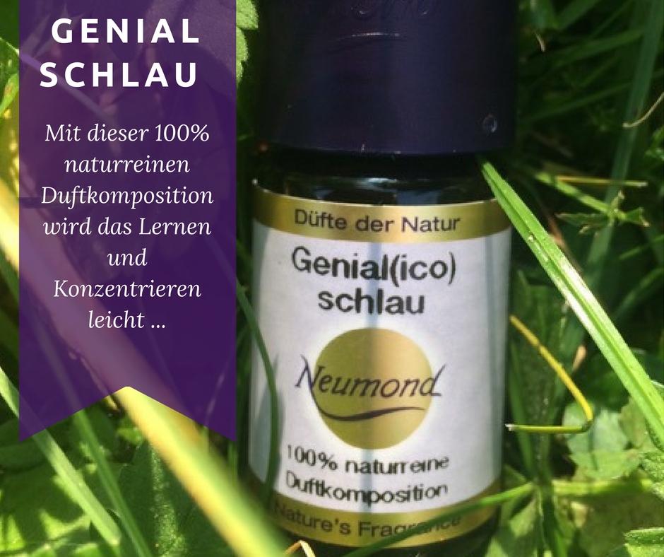 Genial (ico) schlau - Duft