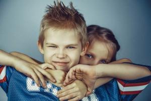 Kind, Geschwister, Bruder, Schwester, Liebe, Eltern