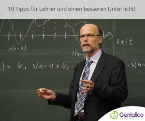 Lehrer, Tipps, Unterricht
