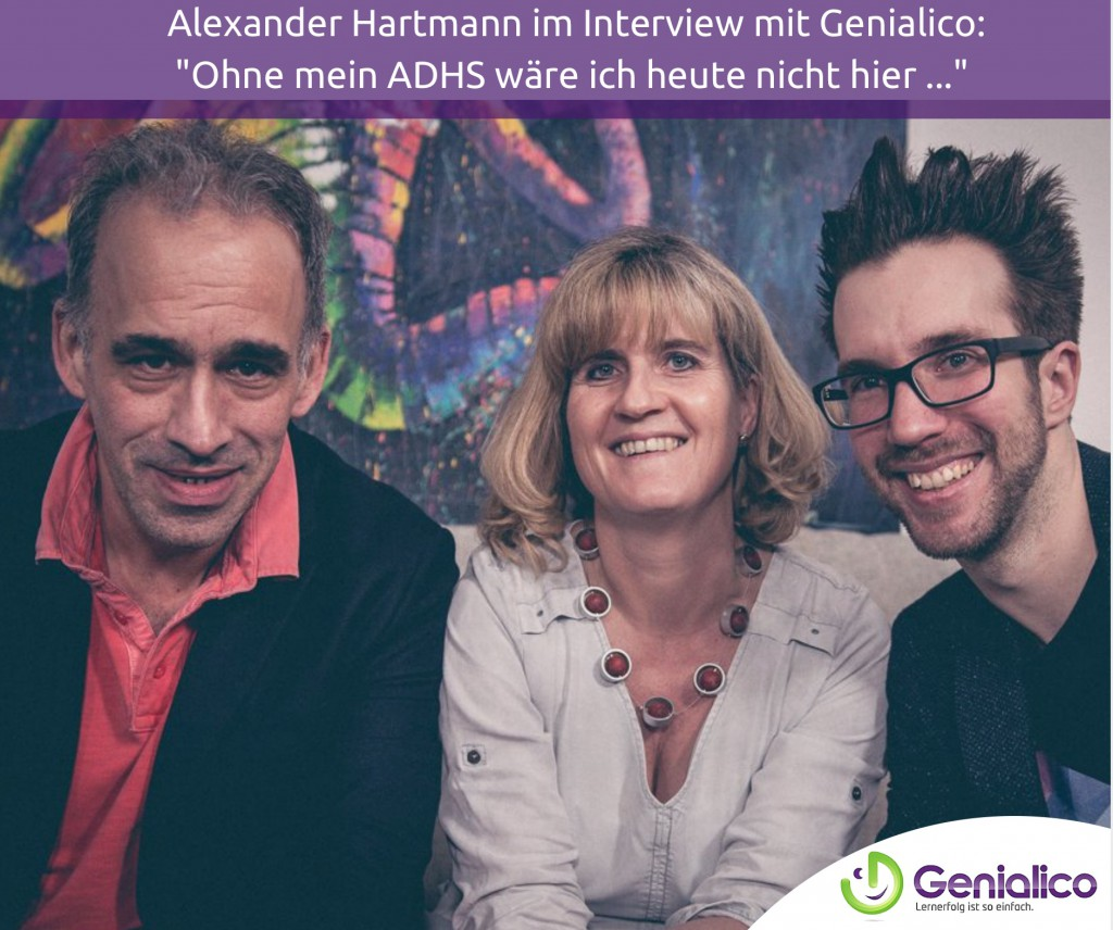 Blog - Interview mit Alexander Hartmann