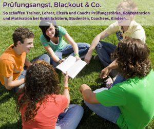 Prüfungsangst, Blackout, Prüfungsdruck
