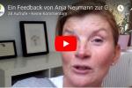 Lerncoach Ausbildung, Feedback Anja Neumann