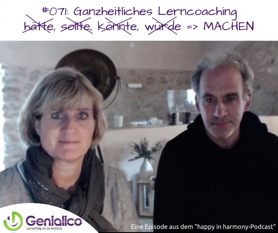 Lerncoach, Lerncoach-Ausbildung, Lerncoaching